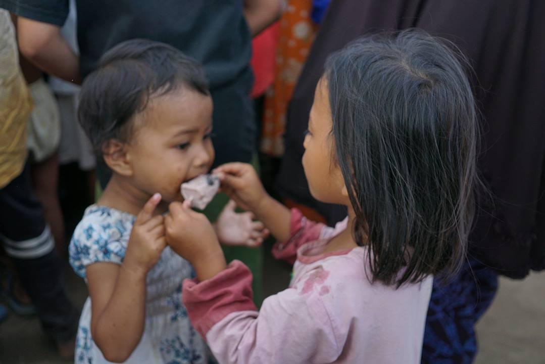 komite kemanusiaa indonesia bantuan gempa di lombok