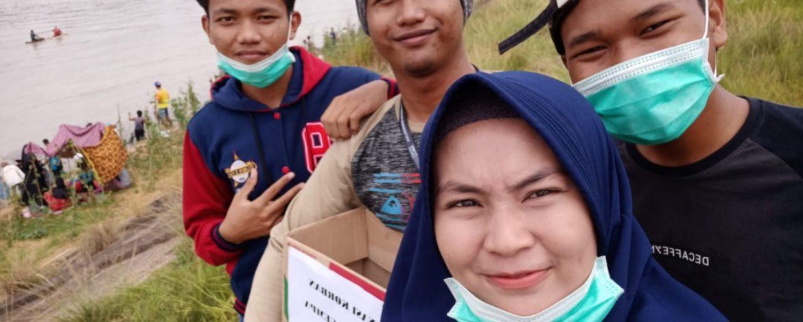 Patut Dicontoh, Sekumpulan Remaja Ini Keliling Kampung dan Pasar Kumpulkan Donasi Palu