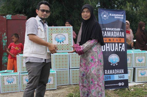 bingkisan ramadhan untuk dhuafa