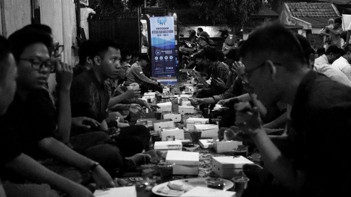 komite kemanusiaan indonesia program buka puasa
