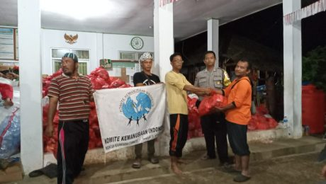 Distribusi Paket Sembako