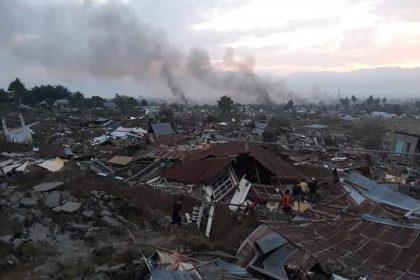 update berita gempa palu sulteng