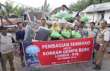 Komite Kemanusiaan Indonesia No Rekening Donasi untuk Lombok